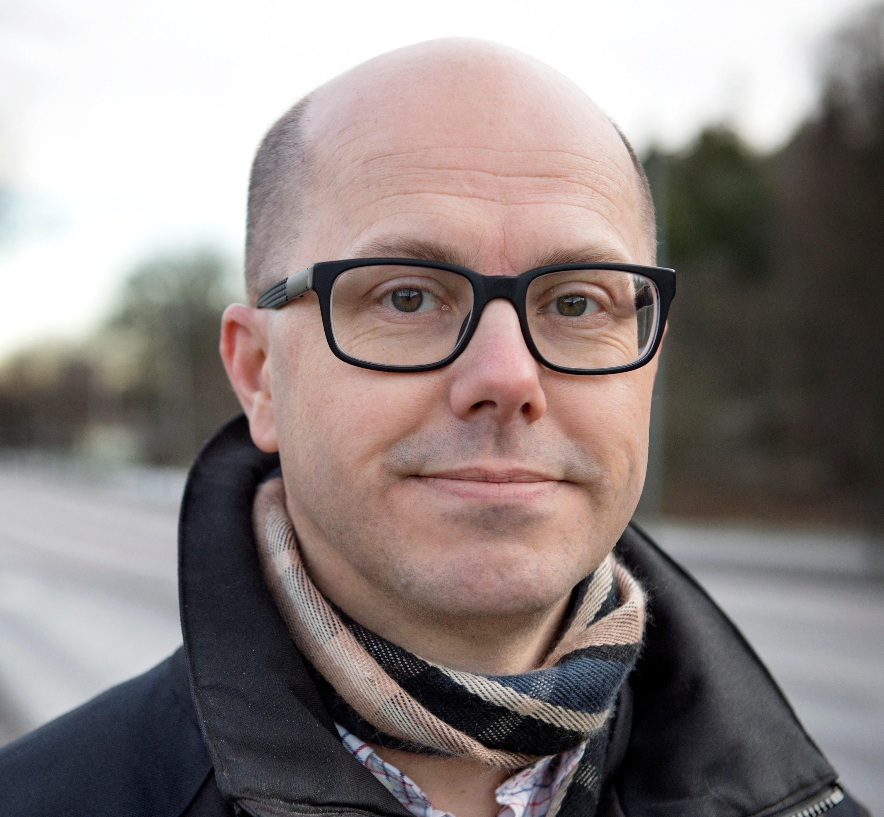 Jonas Eliasson, Visiting Professor of Transport Systems at Linköping University