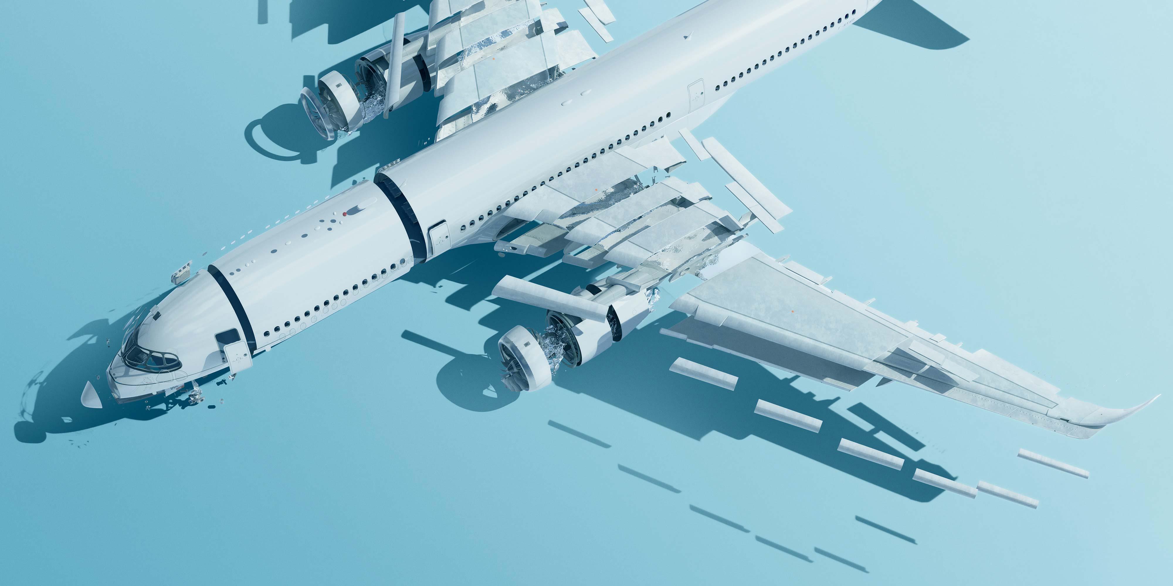 Met Neste MY Sustainable Aviation Fuel™ kan de uitstoot van broeikasgassen tot 80% worden verminderd