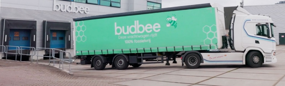 budbee truck