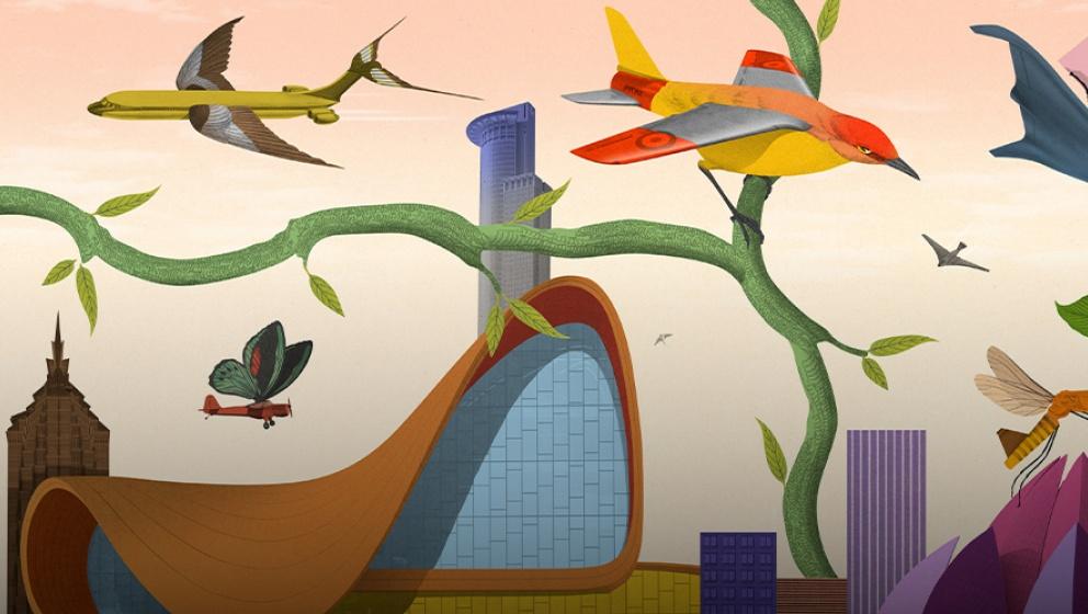 Flygets framtid: de kommande hundra åren